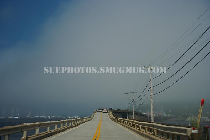 Orrs Island bridge, The Harpswells, Maine (2008)