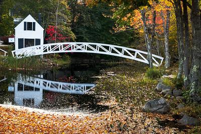 Arc bridge