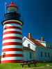 Point Quoddy Lighthouse, Maine