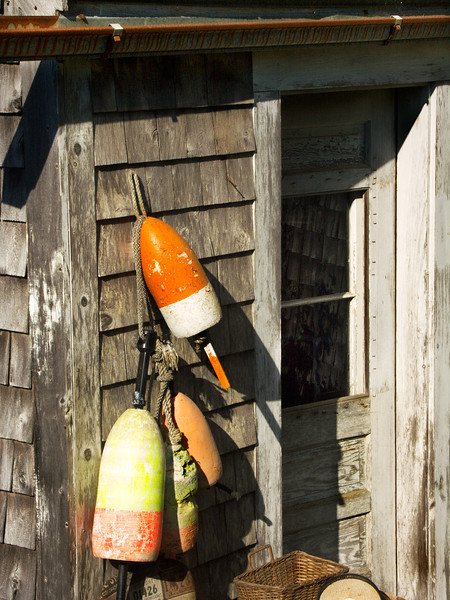 Bouy Shed, Port Clyde Maine