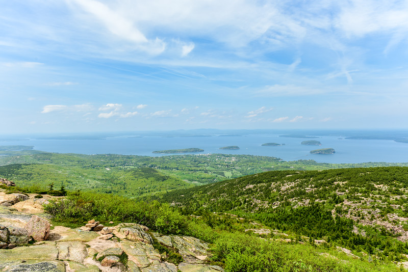 Bill Hill Overlook - Acadia National Park