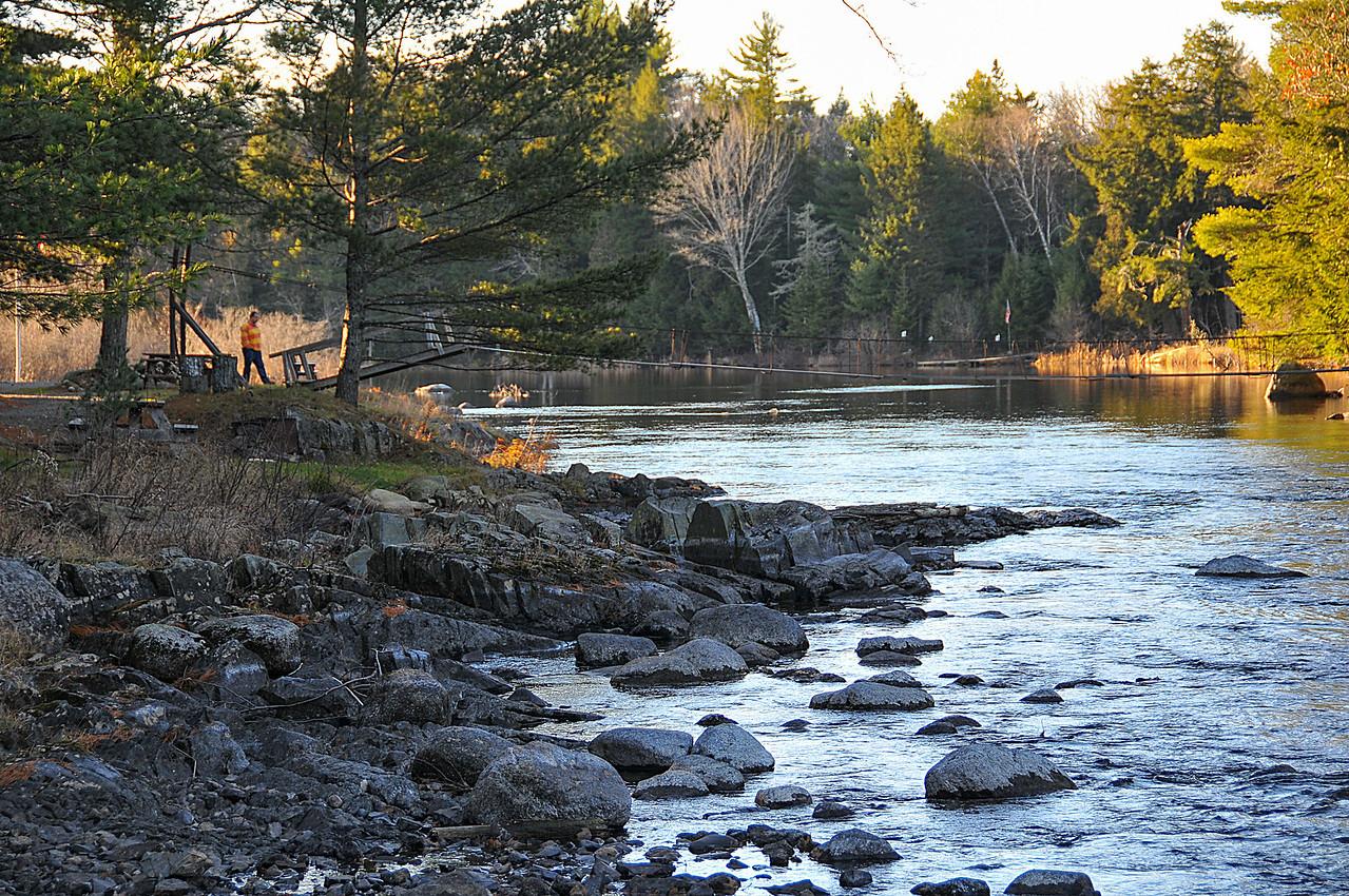 Dinu Iorga - Grand Lake Stream - November 2009
