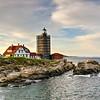 Portland Head Lighthouse - Cape Elizabeth, Maine