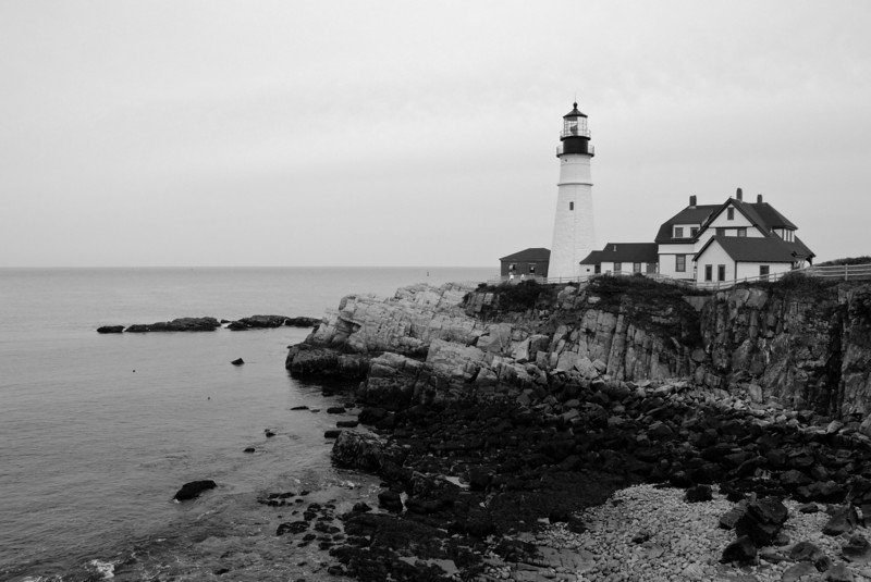 Portland Head Light<br /> From another angle...