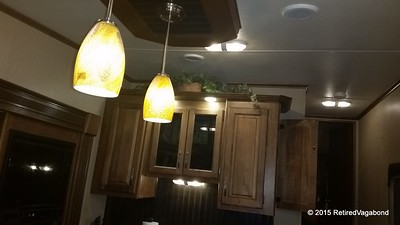Replacing all of my Coach's light fixtures with LED's