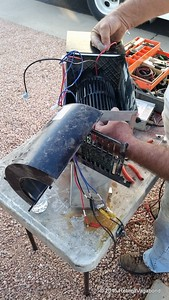 Repairing the Atwood Heater
