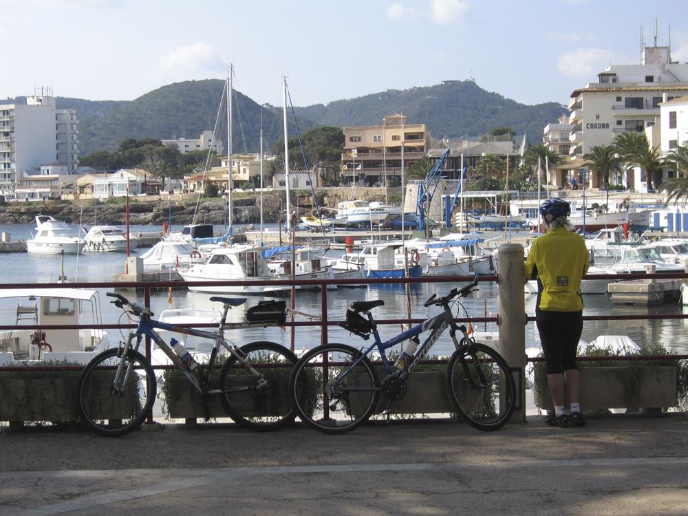 Porto Cristo harbour
