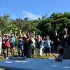 Singers from Ni`ihau - Hula lesson