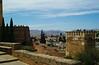 The Alcazar - Alhambra's fort