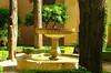 A tranquil parterre garden.... wonderful light again