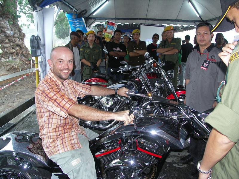Asian Bike Tour, Georgetown, Penang