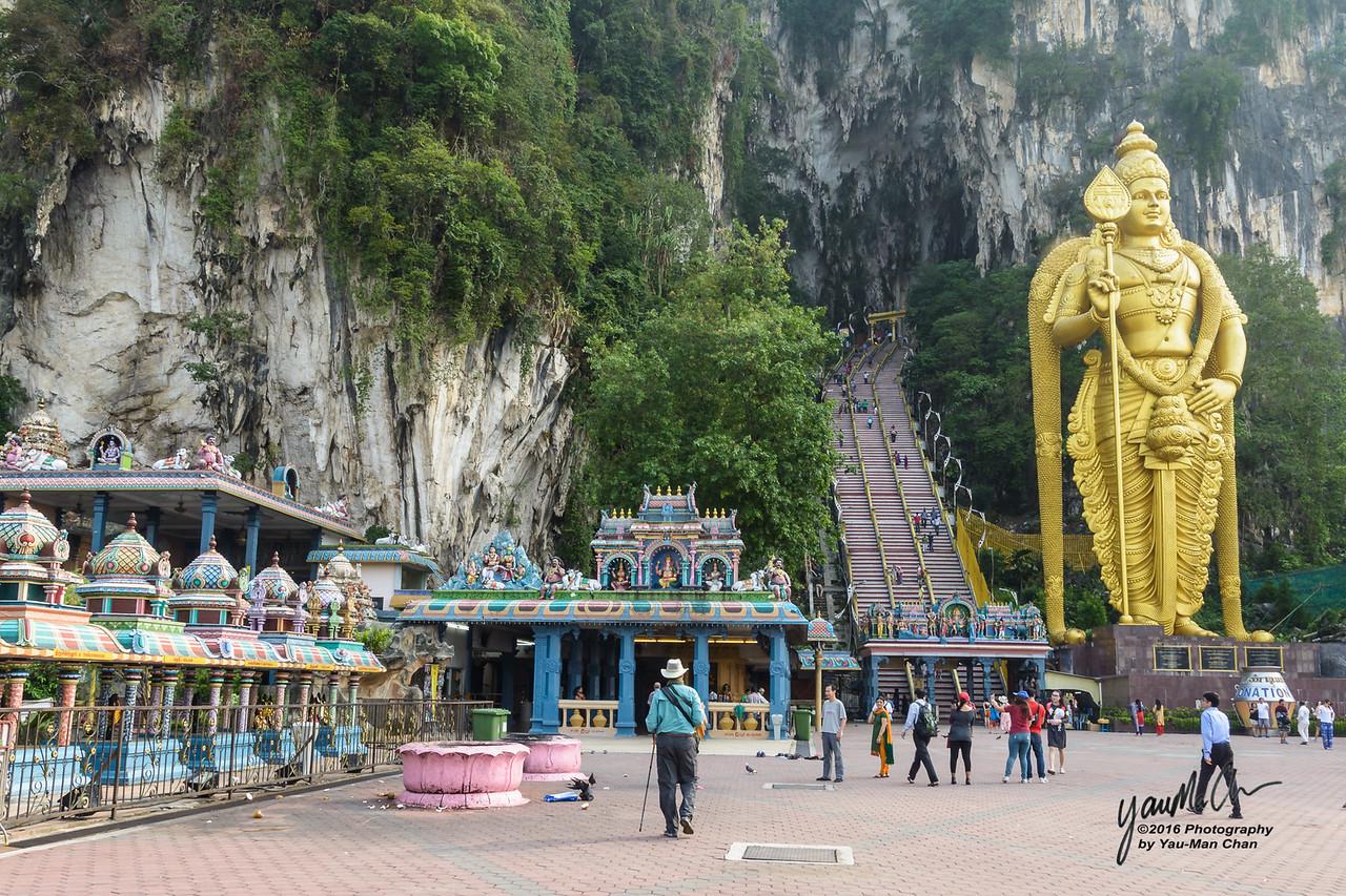 Kuala Lumpur Batu Caves