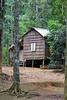 House at Lake Chini aboriginal village