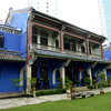 Cheong Fatt Tze (Blue) Mansion, Georgetown