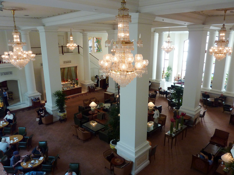 Public area, Intercontinental Hotel