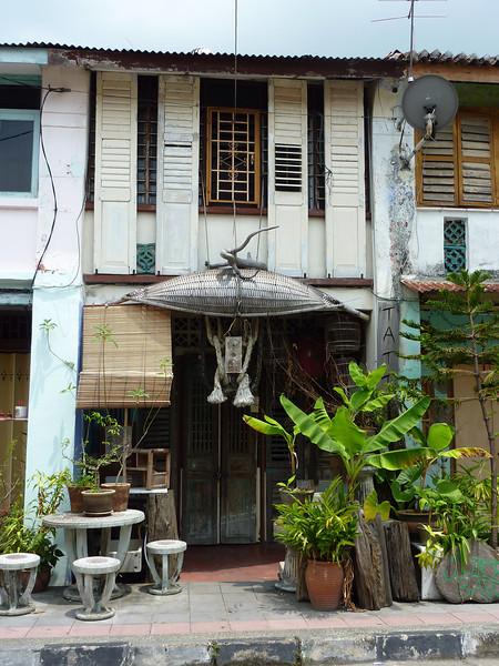Shophouse - Armenian Street, Georgetown