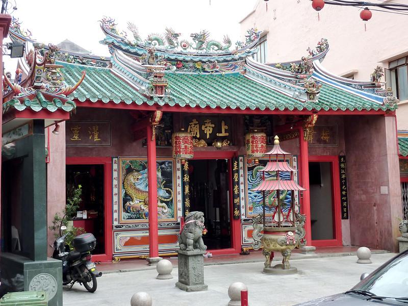 Sang Ti Miao Temple, Kuching