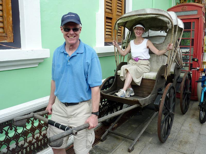 Pinang Peranakan Mansion - lazy driver