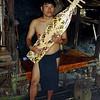 Musician - Sarawak Cultural Village