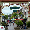 Entrance to Little India, Kuching