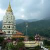 Kekloksi Buddhist Temple complex, Penang