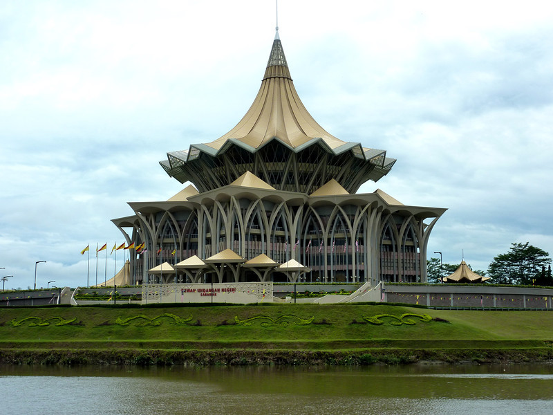 Government Building, Kuching
