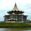 Government Building, Kuching