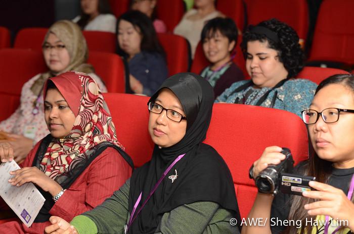 AWE '14 participants
