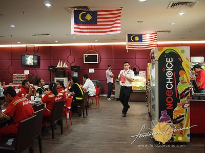 AirAsia Office at KL LCCT