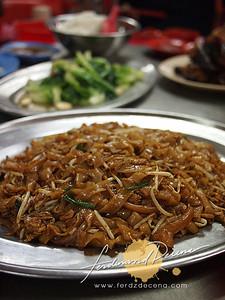 Jalan Alor, Hawker Food