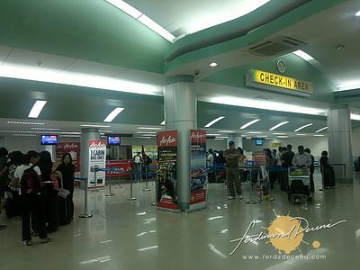 Air Asia at DMIA, Clark Air Asia Academy