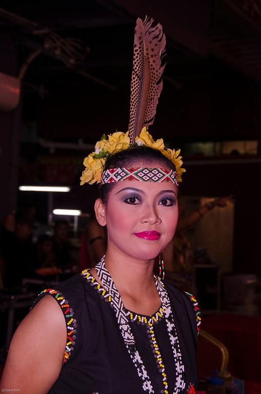 Kadazan traditional outfit