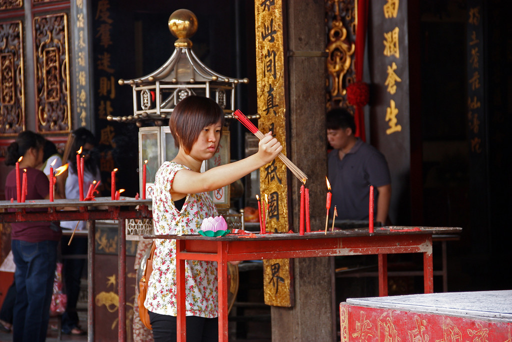 Cheng Hoon Teng Temple, Malaysia's oldest Chinese Temple