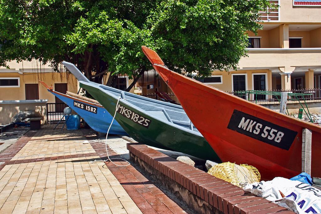 Perkampungan Portugis, Melaka