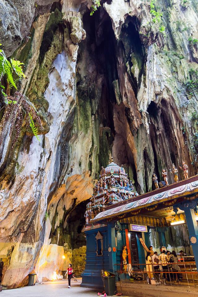 Hindu Temple, Batu Caves