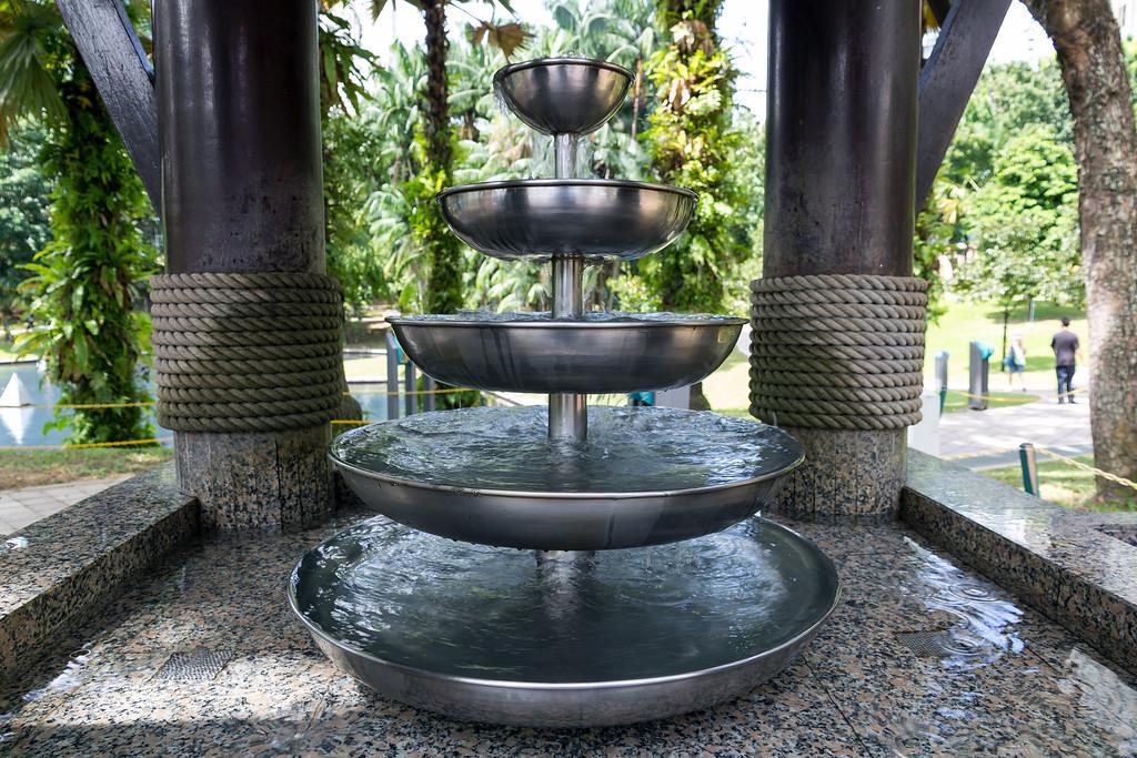 Drinking Fountain, Kuala Lumpur City Centre Park