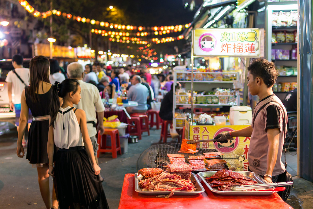 KL's Street Food Kitchen, Jalan Alor