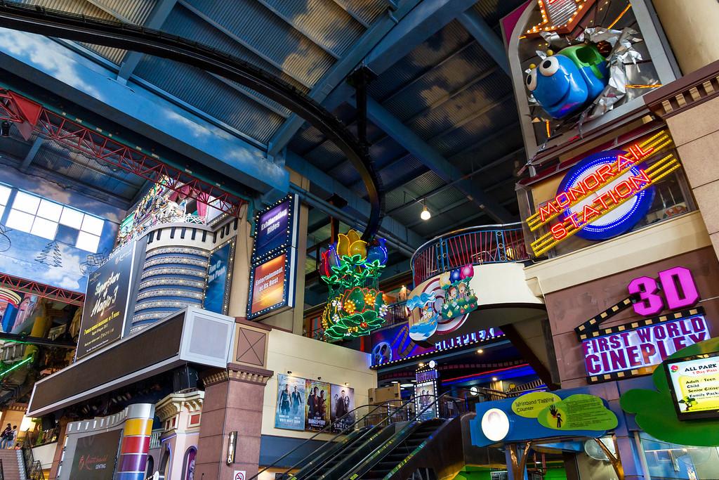 Genting Highlands Theme Park Hotel