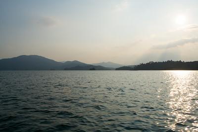 Lake Kenyir, Terangganu, Malaysia.