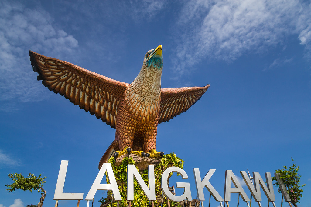 Eagle Square, Langkawi