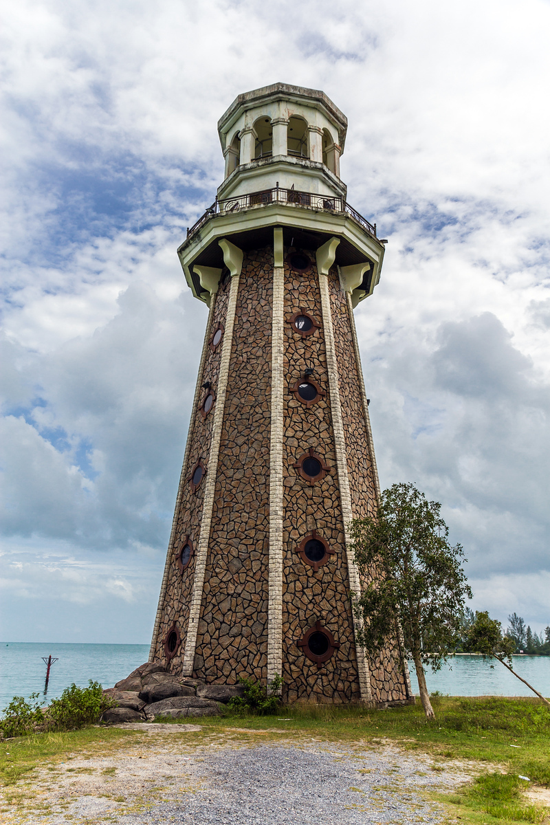 Telaga Harbour Lighthouse, Langkawi