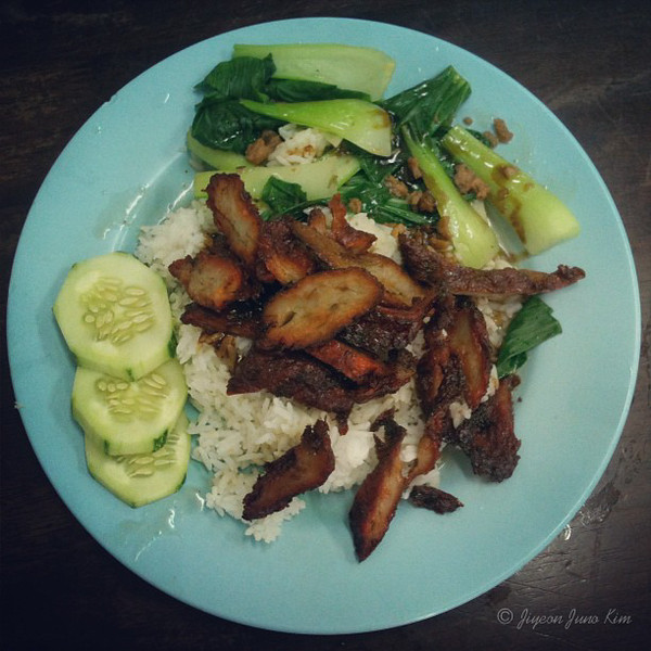 BBQ Pork rice