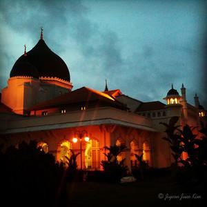Mosque in Penang