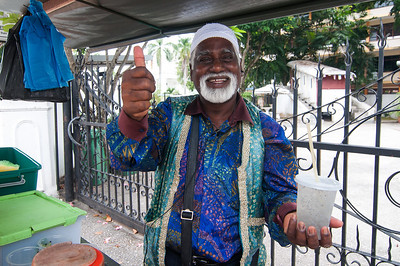 The lemon drink guy at Penang