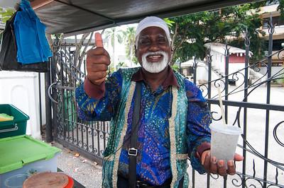 The lemon drink guy at Penang