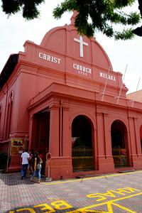 Melaka | Anglican church