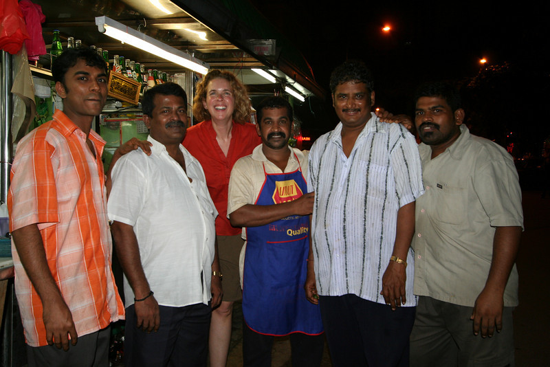 Muthu, Samy, Me, Raju, Babu, & Boomi