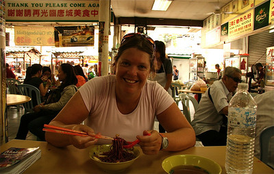 Tang City Food Court, Chinatown, Kuala Lumpur, Maleisië.