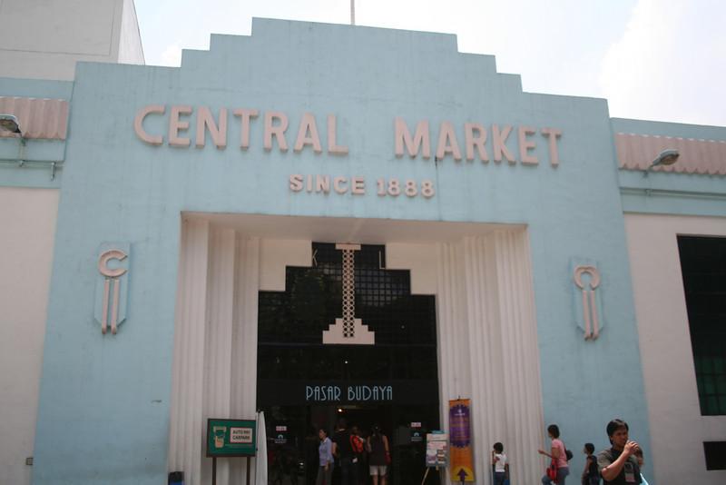 KL-Central Market