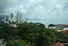 Penang Island--view from hotel
